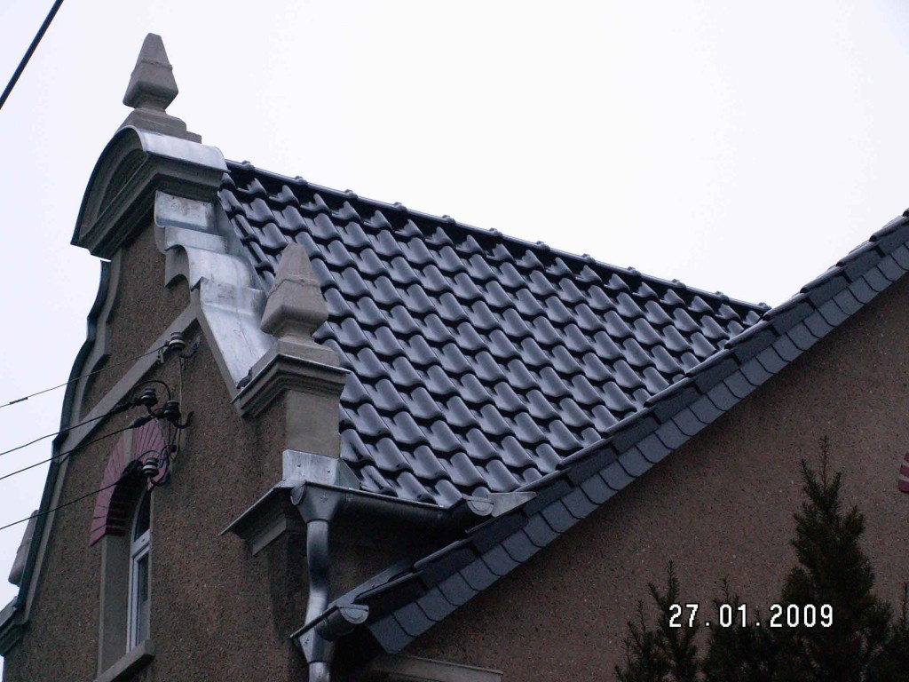 Dachklempnerarbeiten Dachdeckerei Pfeifer