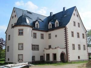 Herrenhaus vom Rittergut Cannewitz saniert