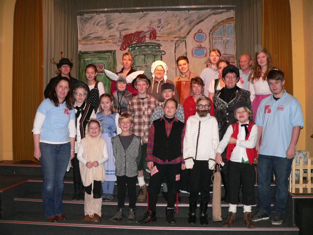 Theatergruppe2014